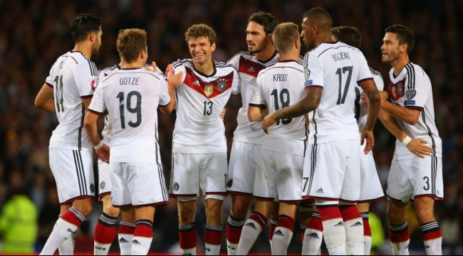 فيديو: ألمانيا تتنفس الصعداء بفوزها على اسكتلندا