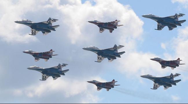 بلغاريا رفضت السماح لطائرات روسية بعبور أجوائها إلى سورية
