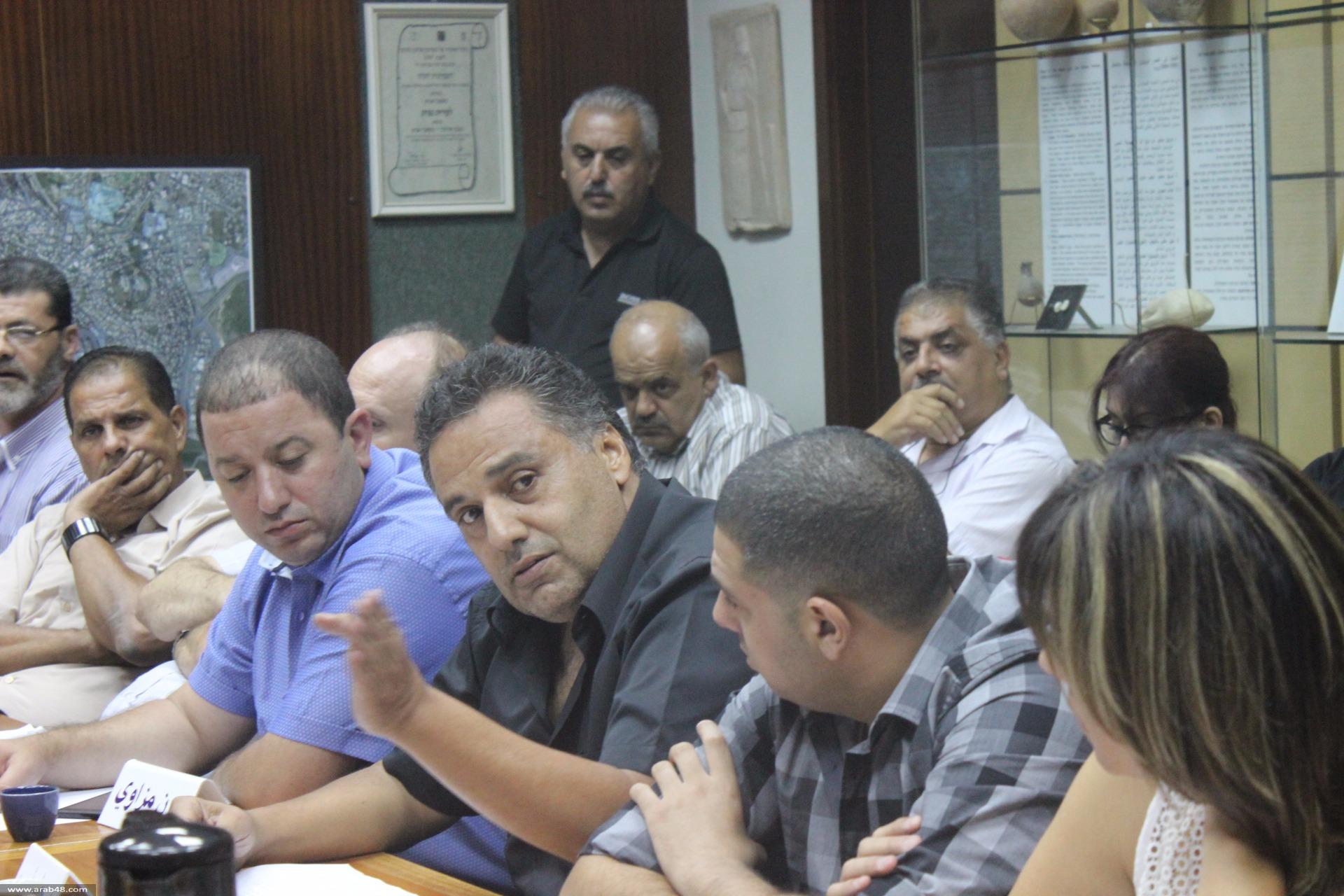 علي سلّام: نسعى لرفع النّضال في قضيّة المدارس الأهليّة