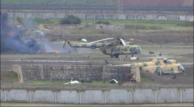 سورية: المعارضة تسيطر على آخر مركز عسكري في محافظة إدلب
