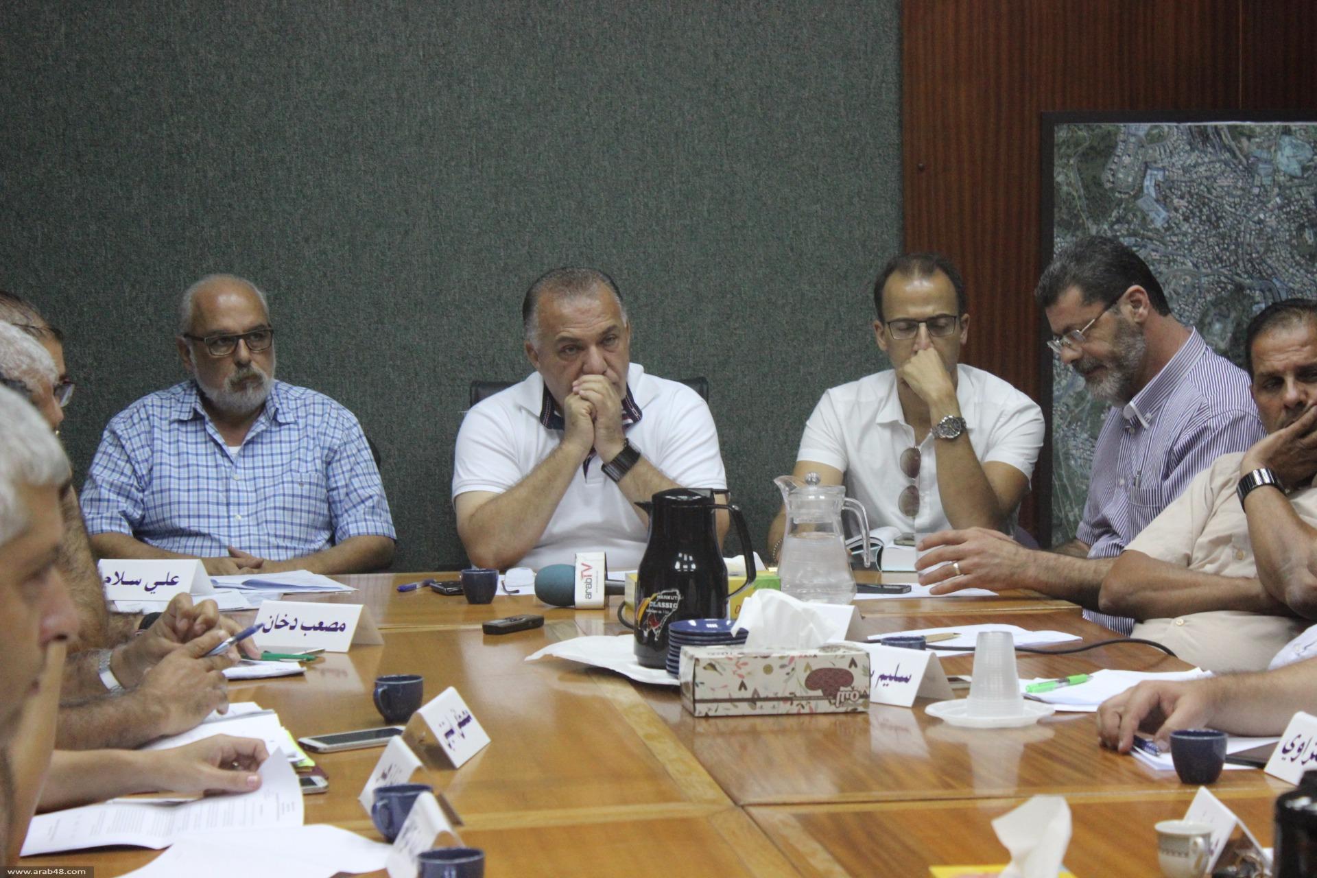 الناصرة: جدلٌ حاد بين كتلة الجبهة وإدارة البلدية