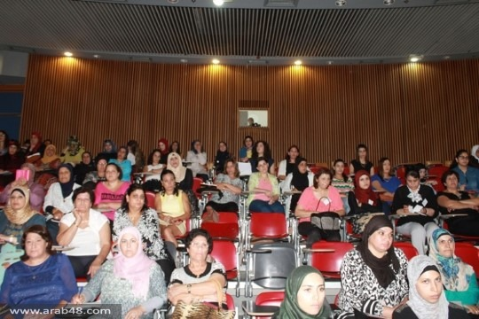 شفاعمرو: دور المشغلين العرب في تطوير مكانة النساء العربيات
