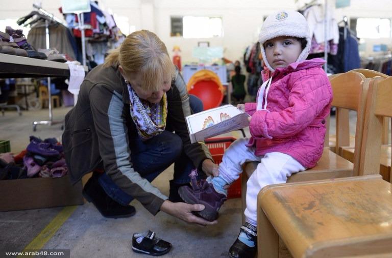 450 ألف مهجر وصلوا إلى ألمانيا منذ مطلع العام