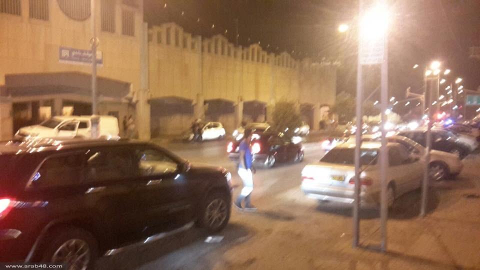 الناصرة: شجار عنيف وإطلاق نار