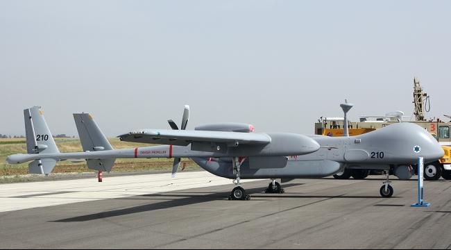 الهند تقرر شراء طائرات بدون طيار مسلحة بصواريخ من إسرائيل