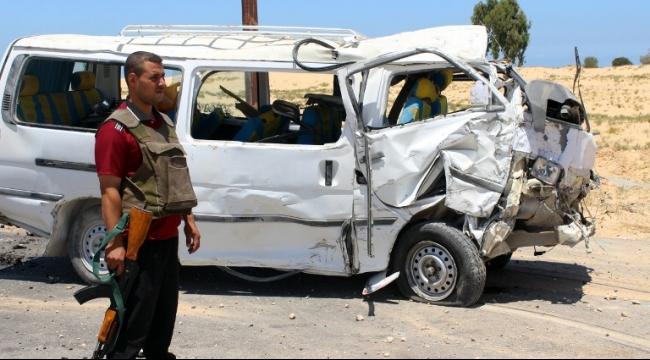 مصر: مقتل امرأة وطفل بانفجار سيارة مفخّخة بسيناء