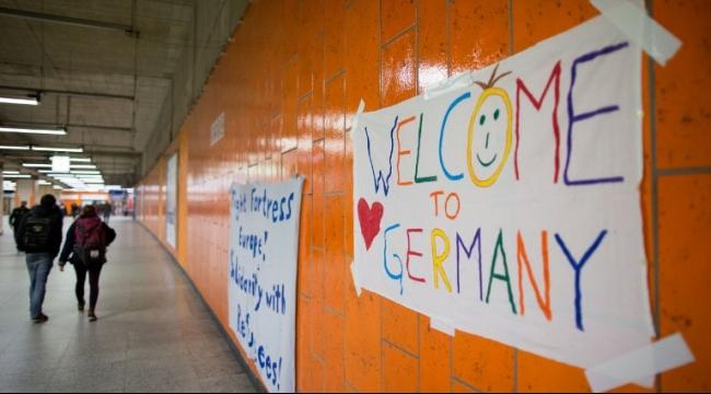 خلال شهر: 36 ألف و422 طلب لجوء لألمانيا