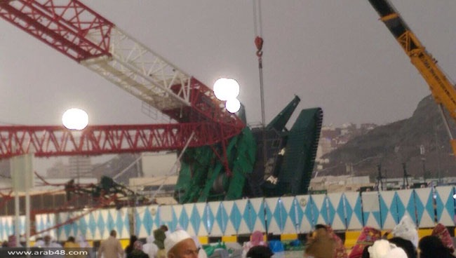 مكة: ارتفاع عدد الضحايا إلى 107 والمصابين إلى 238