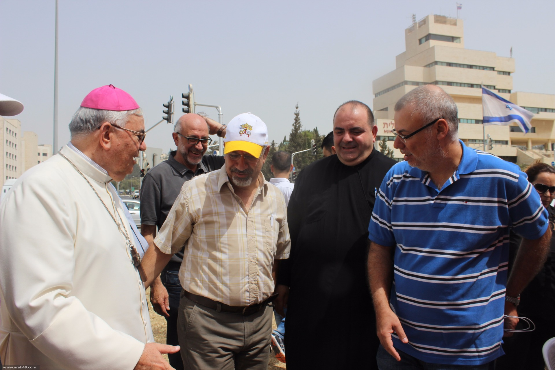 الأب ماركوتسو: إغلاق الكنائس هو آخر حلّ