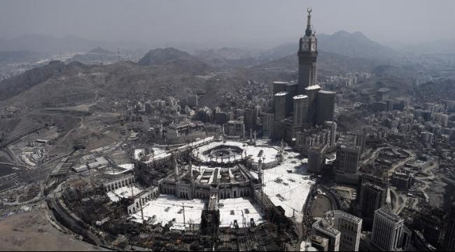 مكة: سقوط رافعة أخرى قرب الحرم المكي