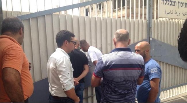 """""""أورط"""" الناصرة تعلن الإضراب يوم الاثنين المقبل رفضًا للعنف"""