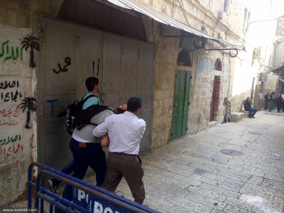 الأقصى: اقتحام واعتداءات وإخراج المصلين... لحماية وزير الزراعة الإسرائيلي