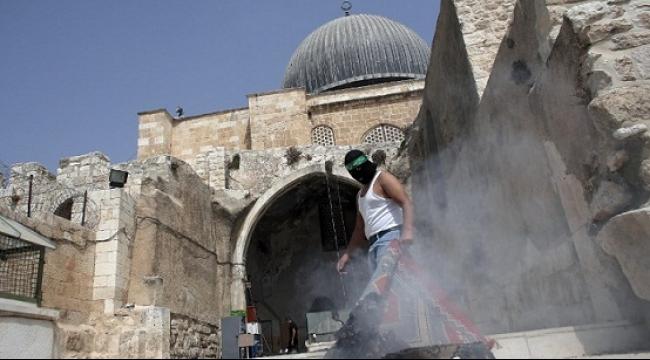 الأردن يدين اقتحام المسجد الأقصى مجددا