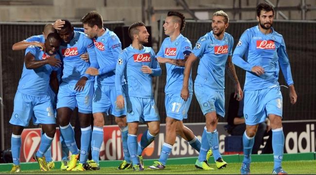 بطولة إيطاليا: نابولي يفلت من الهزيمة ولاتسيو يحسم الموقعة مع أودينيزي