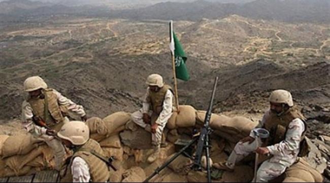 مقتل خمسة جنود سعوديين على الحدود اليمنية