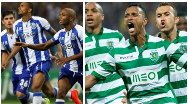 بطولة البرتغال: بورتو وسبورتينغ لشبونة ينفردان بالصدارة