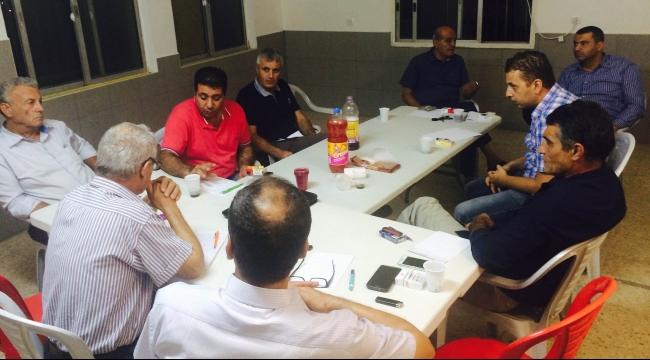 فعاليات في وادي عارة تبدأ بالتضامن مع المدارس الأهلية