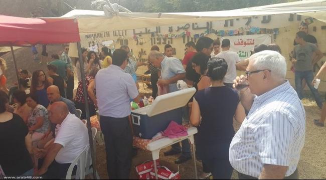 عكا: القائمة المشتركة تنظم اليوم تظاهرة تضامن مع المدارس الأهلية