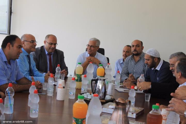 سخنين: انتخابات لجنة المتابعة بعد إحياء هبة القدس والأقصى