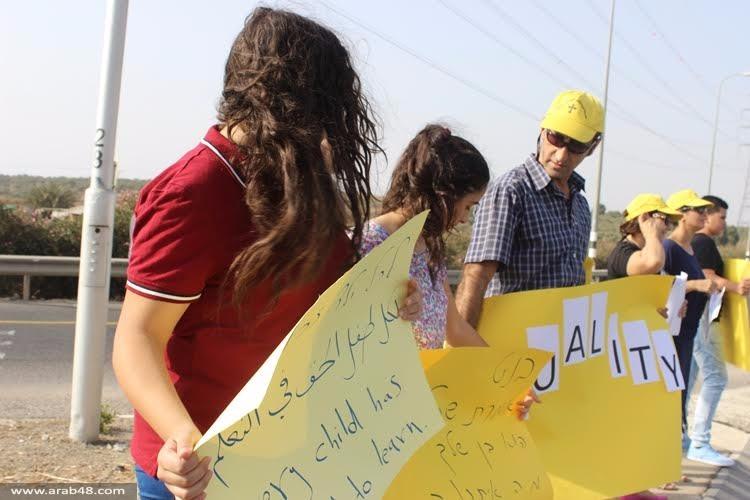"""عبلين: مؤسسات """"مار إلياس"""" تتضامن مع المدارس الأهلية"""