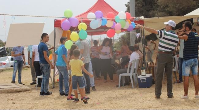 الناصرة: خيمة الاعتصام مستمرة بفعالياتها حتى غد الأربعاء