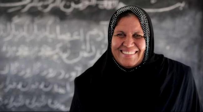 """معلمة أفغانية تحصل على """"جائزة نانس للاجئين"""""""