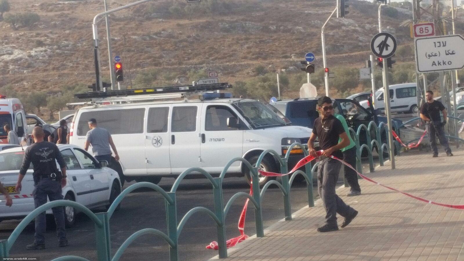 البعنة: مقتل صالح حصارمة وابنه لؤي في جريمة إطلاق نار