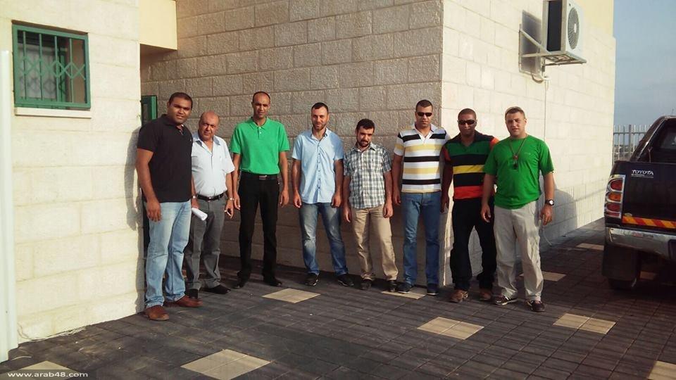 جسر الزرقاء: افتتاح مدرسة إعدادية جديدة