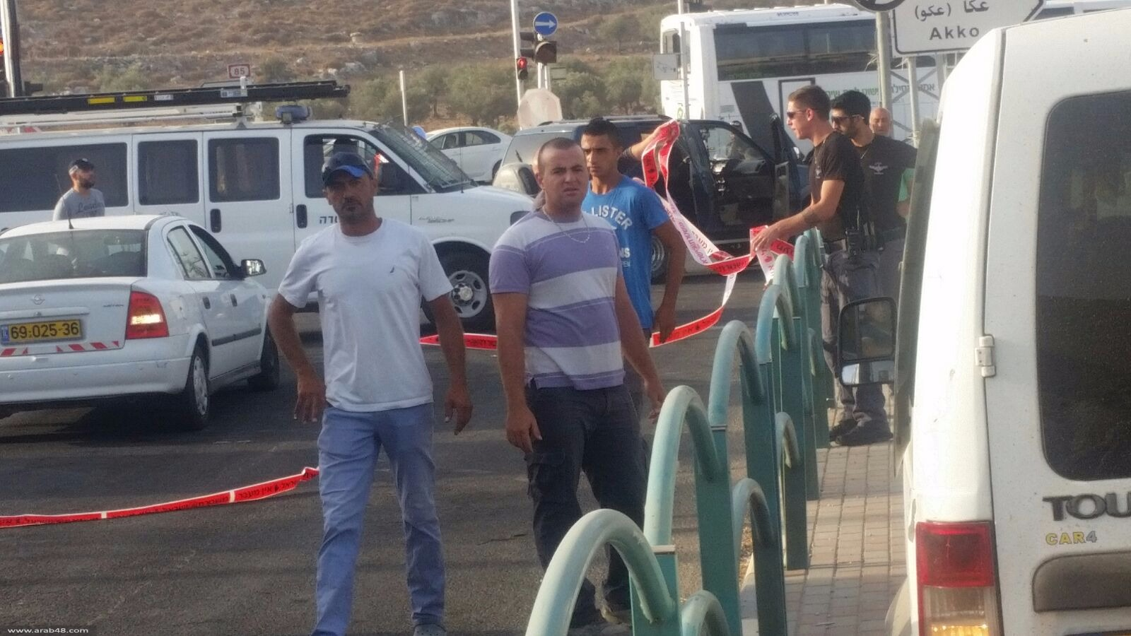 البعنة: إضراب وحداد غدا الخميس في أعقاب جريمة القتل المزدوجة