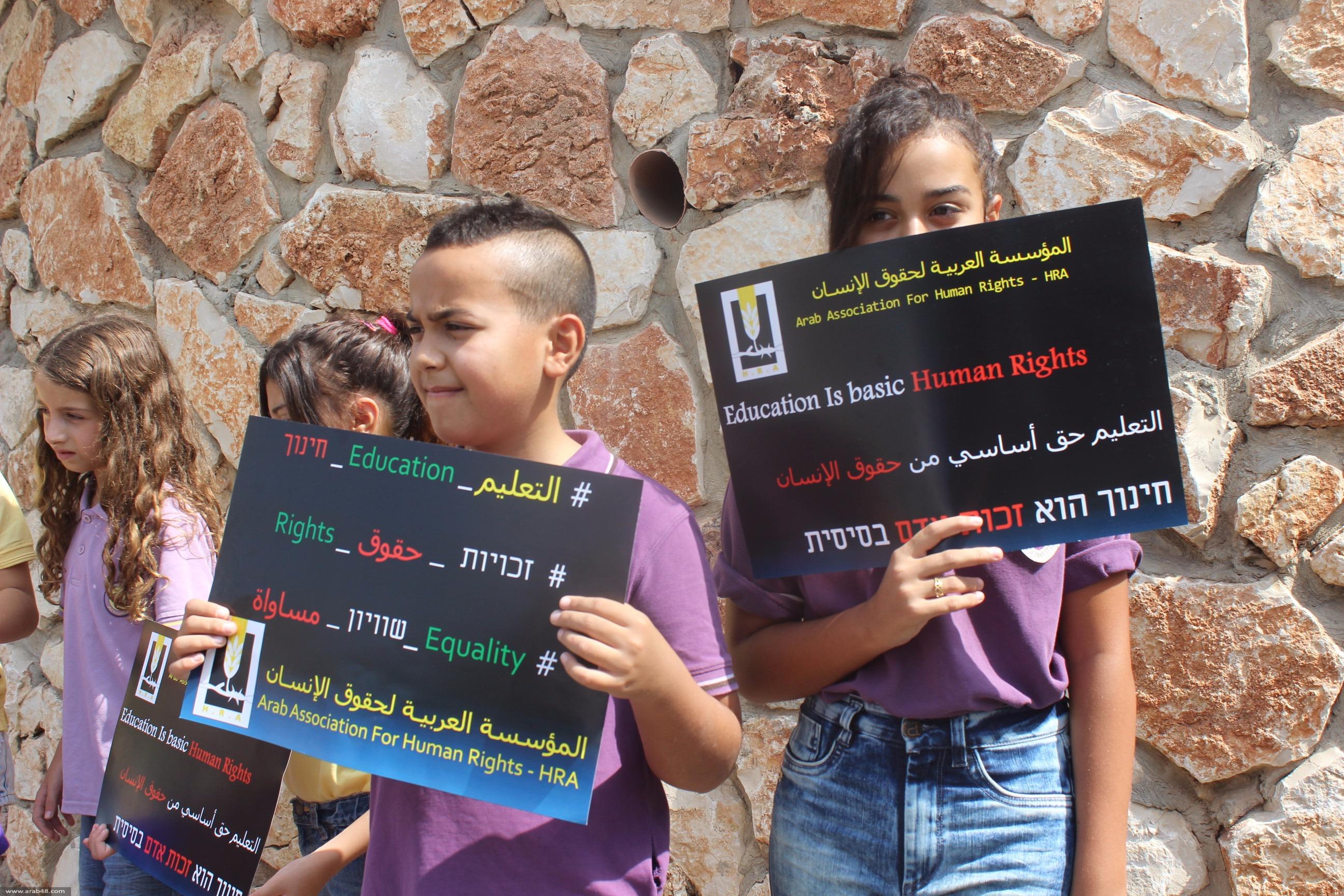 مساعد السفير الفرنسي بالناصرة: نتابع أزمة المدارس الأهليّة عن كثب