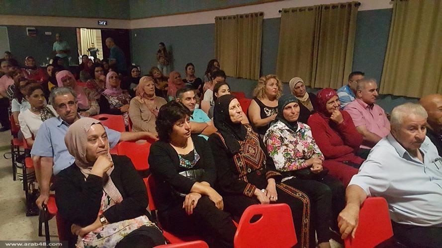 """فيلم """"ن وزيتون"""" يحط ضمن جولة السلام في طمرة"""
