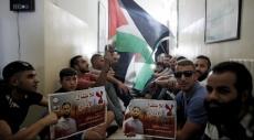 علان يعلن إضرابه عن الطعام والشراب بعد اعتقاله مجدًدا