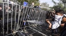 المجر تعتقل 29 لاجئًا