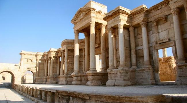 سورية: نهب للآثار على نطاق واسع