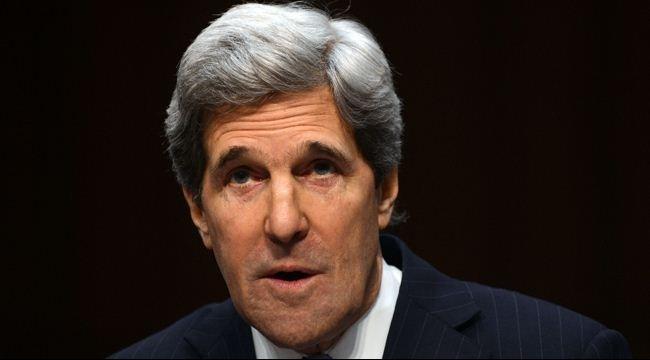 كيري يعرب للافروف عن قلقه من دعم روسيا للنظام السوري