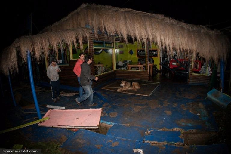 تشيلي: زلزال بقوة  8.3 وتحذيرات من تسونامي وإجلاء مليون