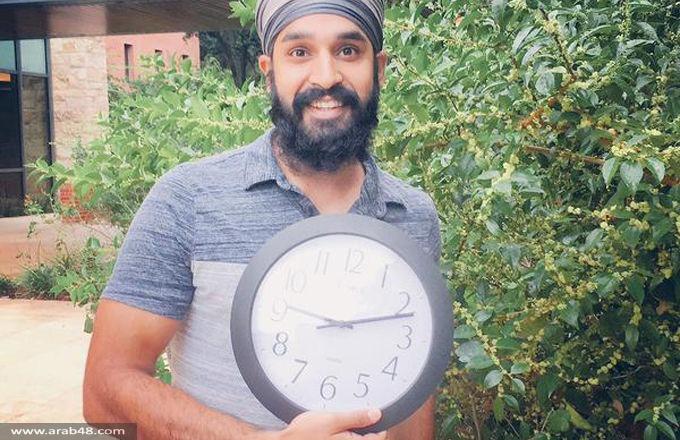 أحمد ابتكر ساعة فاعتقل ليصبح نجما يعتذر له أوباما