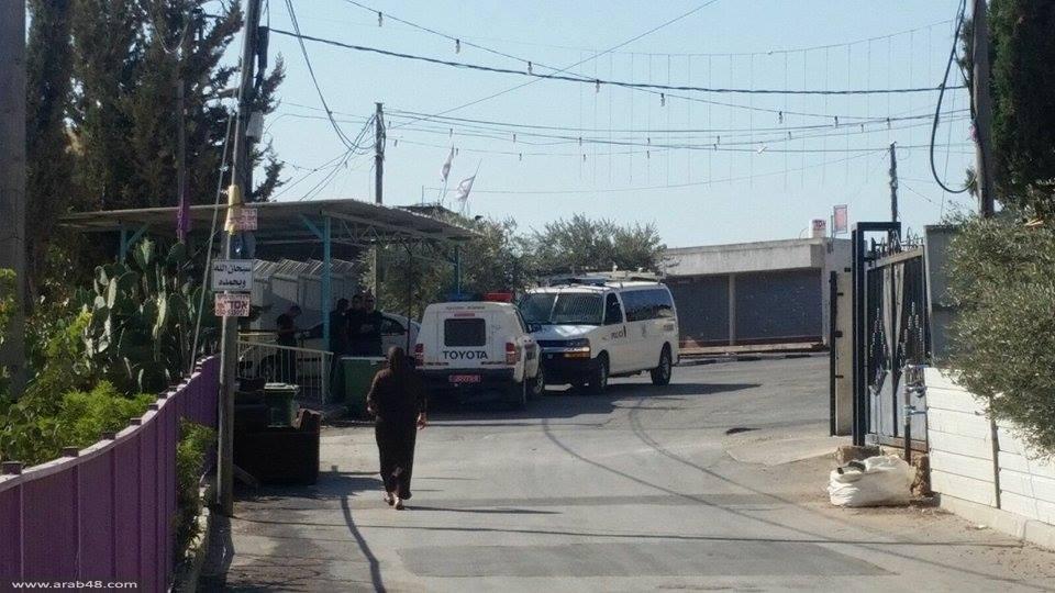 البعنة: إضراب وحداد في أعقاب جريمة القتل المزدوجة