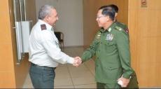 إسرائيل تزوّد بورما بالأسلحة رغم الحظر