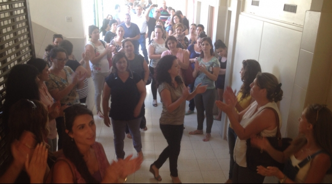 الناصرة: المدارس الأهلية تجتمع والأهالي يرفضون إنهاء الإضراب