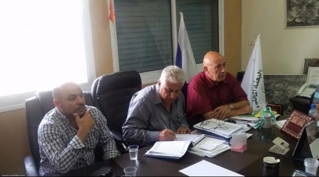غطاس وغنايم لوزير الأمن الداخلي: أوقفوا مسلسل القتل في البعنة