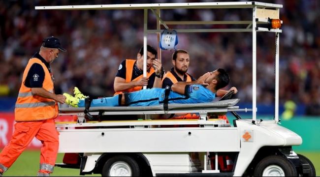 رافينيا يتعرض لإصابة قد تنهي موسمه مع برشلونة