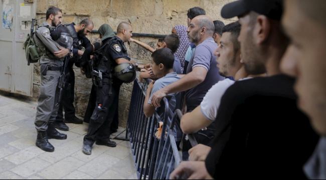 القدس: اعتقال 8 مقدسيين غالبيتهم قاصرون