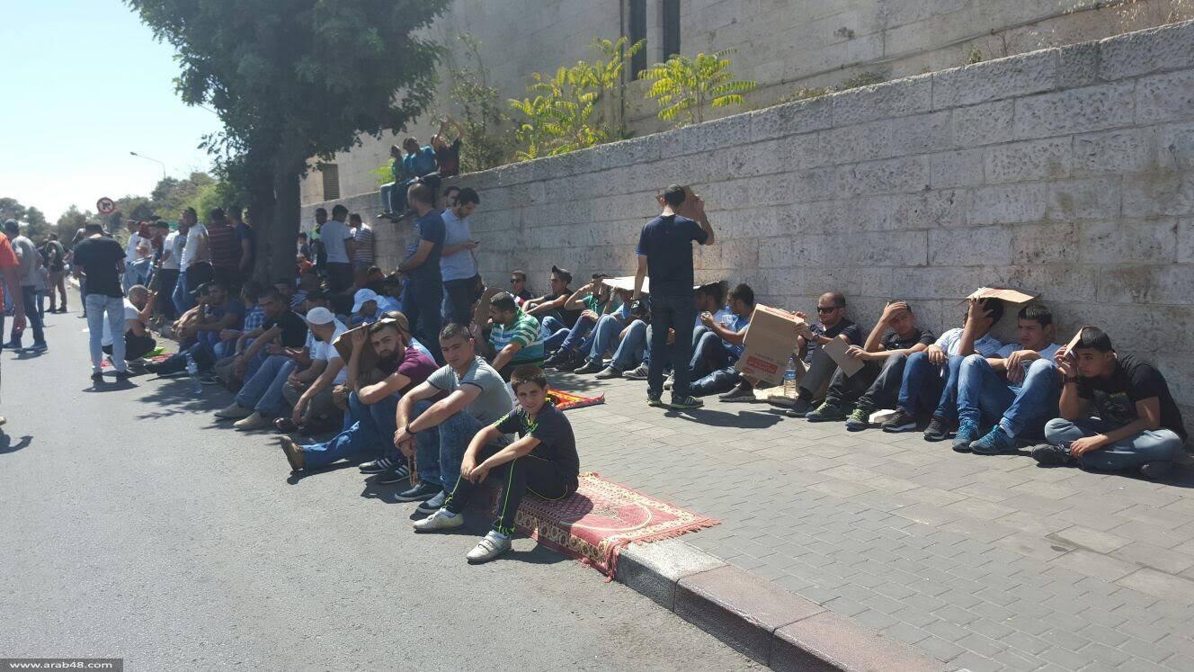 التصعيد بالقدس: الاحتلال يستدعي قوات الاحتياط لحرس الحدود