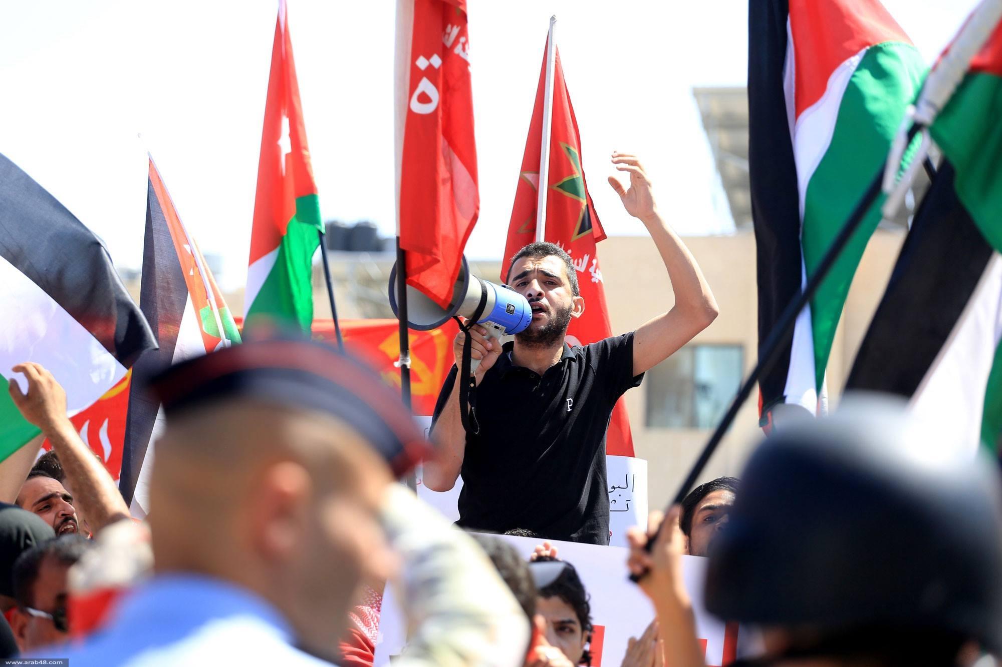 الأردن: مسيرات نصرة للأقصى ودعوات لطرد السفير الإسرائيلي