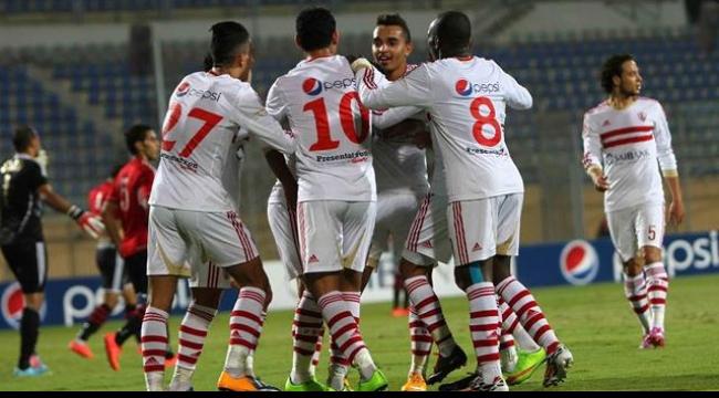 الزمالك يبلغ نهائي كأس مصر على حساب سموحة