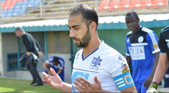أخاء الناصرة يعاقب أمجد سليمان بإبعاده لـ4 مباريات