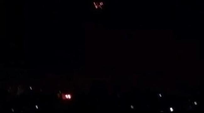 قصف مواقع بغزة بعد سقوط صاورخ بعسقلان