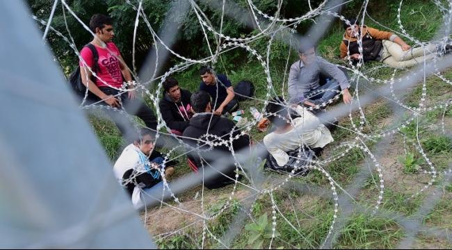 المجر تبدأ ببناء سياج على حدودها مع كرواتيا