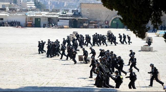 مجلس الأمن الدولي يدعو للهدوء ووقف التوتر بالمسجد الاقصى